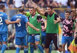 Juventus ligi 3 puanla açtı Merih Demiral...