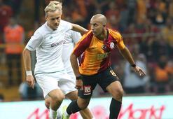 Galatasaray - Konyaspor: 1-1
