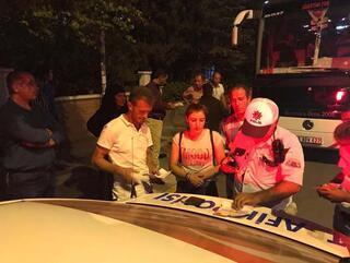 Yolcular skandalı polise şikayet ettiler Otobüs şoförü tek başına...