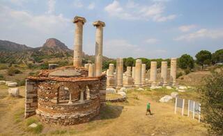 Paranın doğduğu kent: Sardes