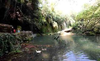 Doğadaki saklı cennet: Kurşunlu Şelalesi