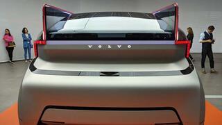 Volvodan oturma odası gibi otonom araç: 360c