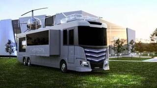 Lüks tutkunlarına özel karavan: Furrion Elysium