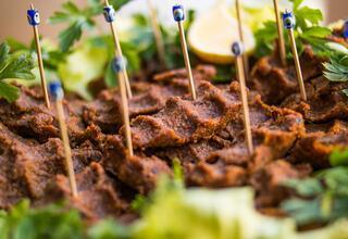 Hızlı kilo verdiren: Çiğ köfte diyeti