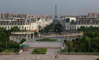 Çin dünyaca ünlü turistik yerleri kopyalıyor