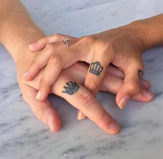 Sevgiliyle yaptırılabilecek dövmeler