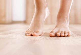 Ayaklarda sık görülen 7 cilt sorununa dikkat