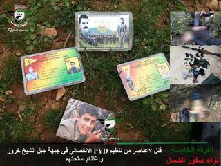Abdullah Ağardan çok çarpıcı paylaşım İran PKKsı YRKlı teröristler...