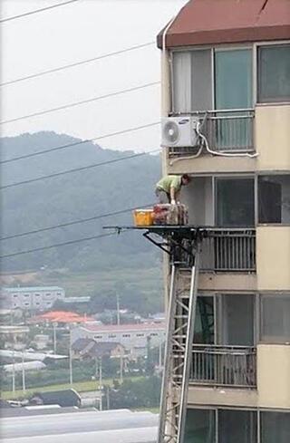 Bu çalışanların işi çok zor