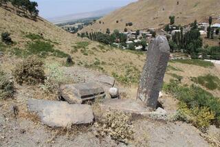 Bitliste Osmanlı Dönemine ait yeni mezar taşları bulundu