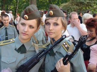 Sadece Rusyada görebileceğiniz ilginç kareler