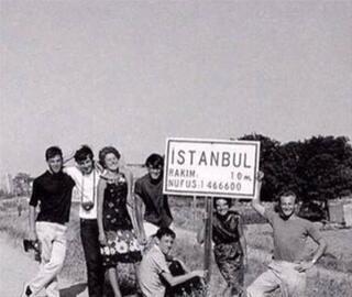 Eski İstanbuldan nostaljik fotoğraflar