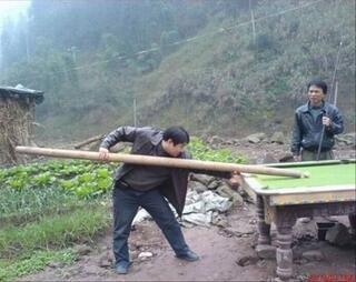 Bu insanlar sadece Çinde