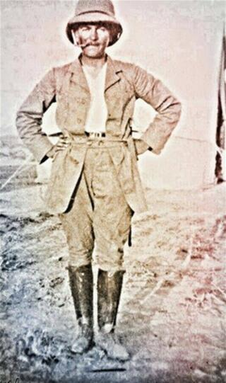 Atatürkün nadir bulunan görüntüleri