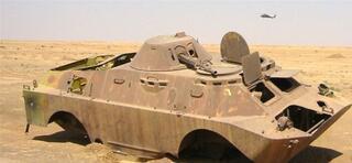 Amerikalı askerin gözünden Irak Savaşı