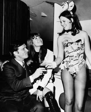 Playboyun kurucusu Hugh Hefner öldü
