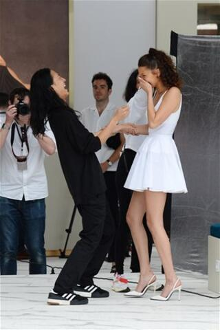 Bella, Cannesı salladı