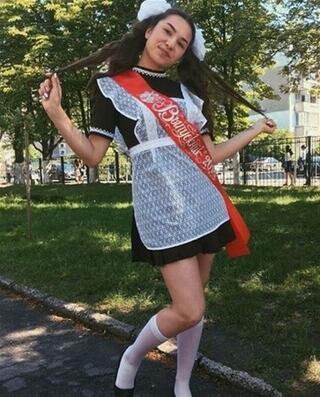Rusyada mezuniyet
