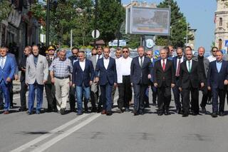 Sivas Olaylarının kurbanları 24üncü yıldönümünde anıldı