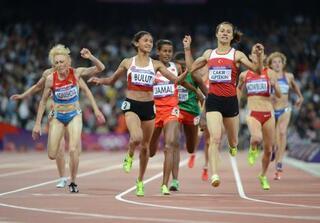 Olimpiyatlarda müthiş duble