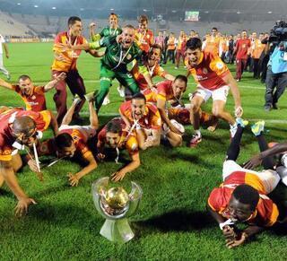Süper Kupa Galatasarayın oldu