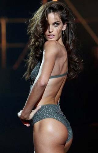 Victoria Secret mankeni fiziğinin sırrını açıkladı