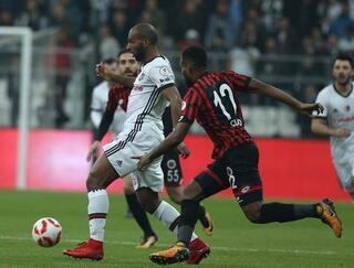 Beşiktaş - Gençlerbirliği: 3-1