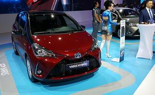 Türk imzalı yeni Yaris otomobil severlerle tanışacak