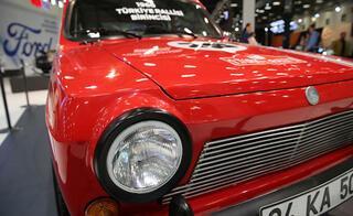 İstanbul Autoshow 2017'de klasik otomobil rüzgarı