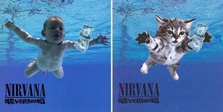 Orijinalinden daha güzel albüm kapakları