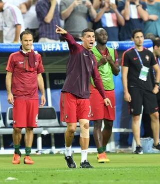 Dünya bunu konuşuyor Ronaldo...