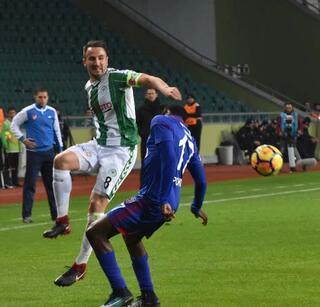 Atiker Konyaspor - Kardemir Karabükspor: 2-0