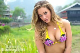 2013 SI Swimsuit Dergisi: Hannah Davis