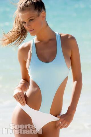 2013 SI Swimsuit Dergisi: Nina Agdal