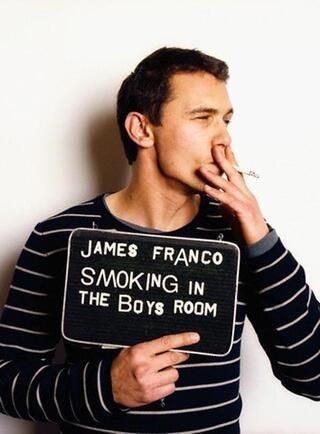 FANtastik : James Franco