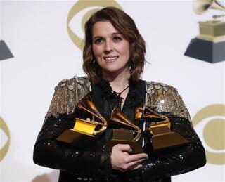 61. Grammy Ödülleri sahiplerini buldu