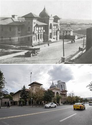 Ankaranın dünü ve bugünü