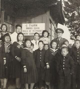 Kore kahramanlarının az bilinen fotoğrafları