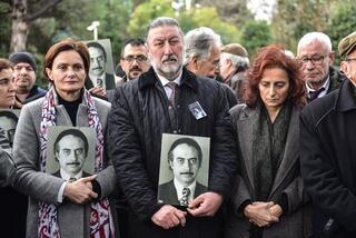 Abdi İpekçi, ölümünün 40. yılında mezarı başında anıldı