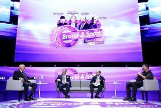 Brand&Sport Summit 12 Aralık Çarşamba günü Zorlu PSM'de