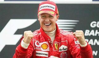 Schumacherin doğum gününde eşi açıkladı Sürpriz hediye...