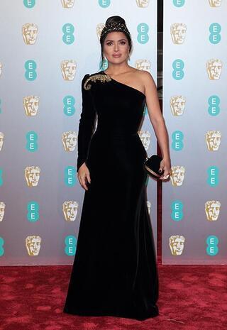 72. BAFTA Ödülleri: Kırmızı Halı