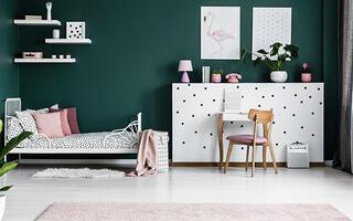 Koyu renk duvar boyası nasıl kullanılır