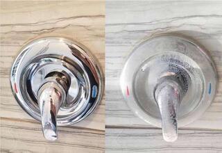 15 dakikada banyonuzu temiz tutmanıza yarayacak hileler
