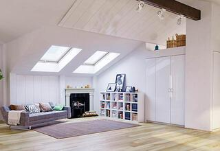 Çatı katı dekorasyonu nasıl olmalı