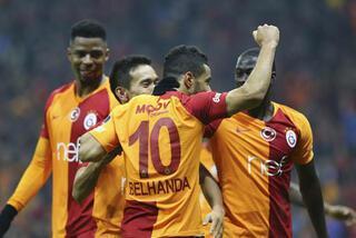 Galatasaraydan flaş Belhanda kararı