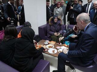 Son dakika | Cumhurbaşkanı Erdoğandan Ankaraya metrobüs müjdesi