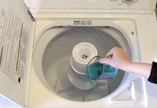 Havlular için ev yapımı yumuşatıcı tarifi