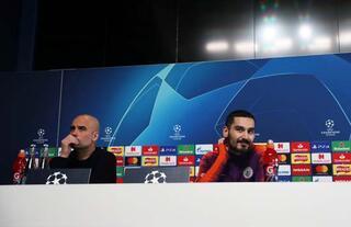 Guardioladan şok açıklama İlkay...