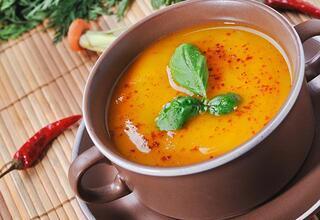 Bal kabağı çorbasının faydaları